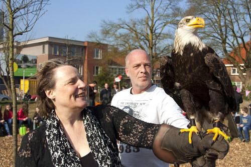 Boomfeestdag Eindhoven: vreemde Vogels!