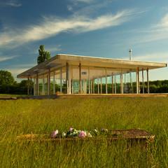 Natuurbegraafplaats 'Clandon Wood' (UK)