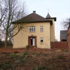 Crematorium in oude Hoeve Willich (D)