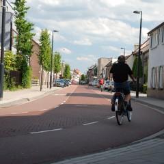 Oude radiaal Heezerweg als aantrekkelijke fietsroute