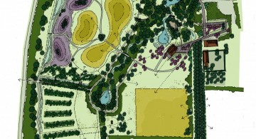 Natuurbegraafplaats 'de Hoevens'
